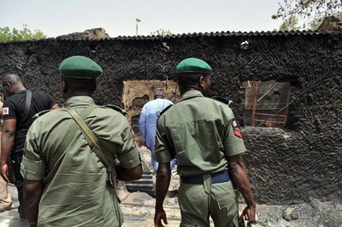 No lon o Nigeria, 32 nguoi chet, 80 nguoi bi thuong