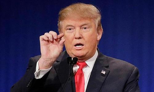 "Philippines co ""cam cua"" vinh vien Donald Trump?"