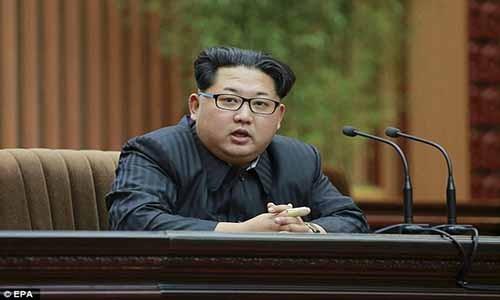 """Nha lanh dao Kim Jong-un """"khuyen khich"""" an thit cho"""