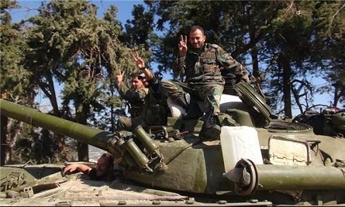 Quan doi Syria pha huy 10 UAV cua khung bo o Daraa