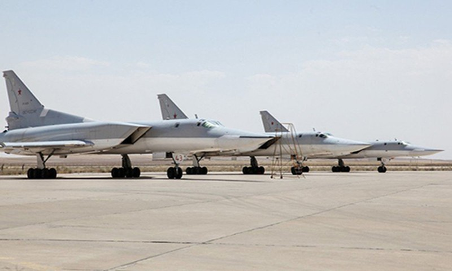 Nga se su dung san bay Iran chong khung bo o Syria?