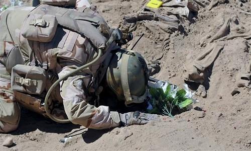 Phat hien ngoi mo tap the lon nhat Iraq gan Mosul