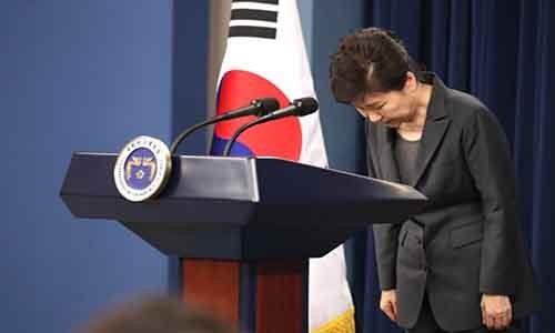 Tong thong Han Quoc Park Geun Hye chinh thuc bi phe truat