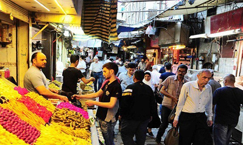 Canh mua sam o Damascus cho thang an chay Ramadan-Hinh-10