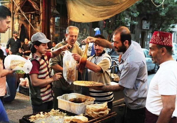 Canh mua sam o Damascus cho thang an chay Ramadan-Hinh-9