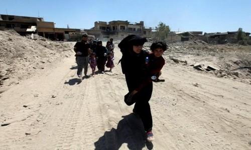 Hai nha bao Phap thiet mang trong vu no min o Mosul
