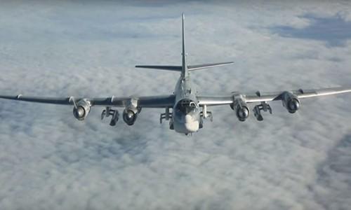 Video: May bay nem bom Tu-95MS Nga huy diet IS va al-Nusra