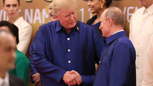 Tong thong Trump tiet lo noi dung tro chuyen voi ong Putin-Hinh-2