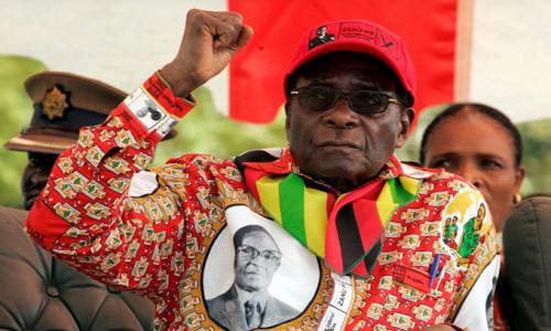Tong thong Zimbabwe Mugabe tu chuc, ket thuc 37 nam cam quyen-Hinh-2