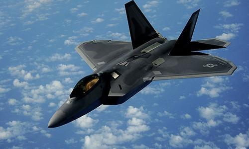 Muc dich My dieu loat tiem kich F-22 toi ban dao Trieu Tien?