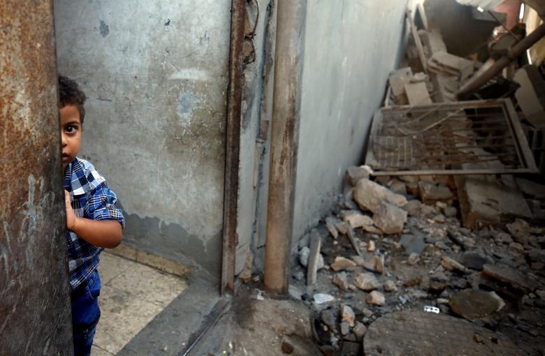 """Israel-Hamas doi dau, Dai Gaza hung du """"mua bom bao dan""""-Hinh-8"""