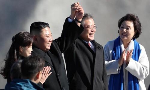 Ong Kim Jong Un co the den Han Quoc vao thang 12