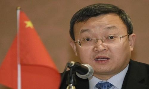 "Trung Quoc: Khong the dam phan voi My khi ""dao ke ben co"""