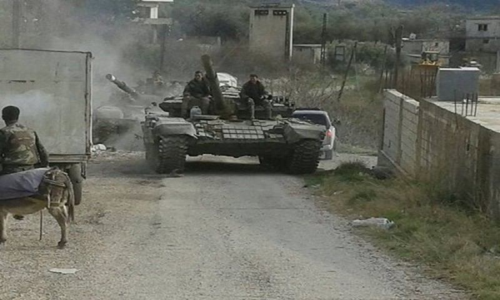 Quan doi Syria bat ngo tan cong du doi phien quan tai Idlib