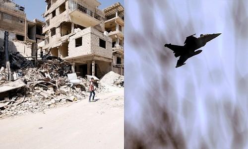 Lien quan My khong kich lam chet 120 dan thuong Syria?