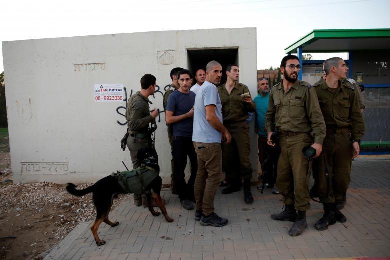 Hinh anh Dai Gaza ruc lua, Israel pha nat dai truyen hinh Hamas-Hinh-12