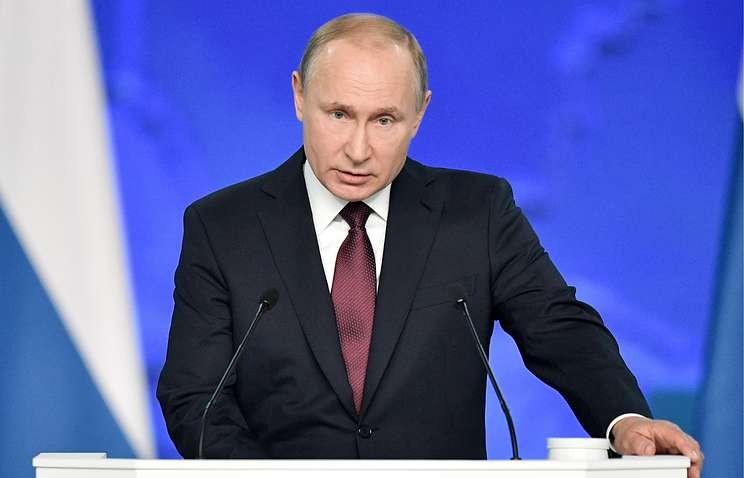 Thay gi qua Thong diep Lien bang cua Tong thong Putin?