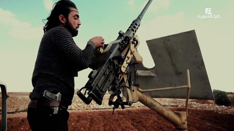 Chi huy FSA chet tham tren chien truong Hama