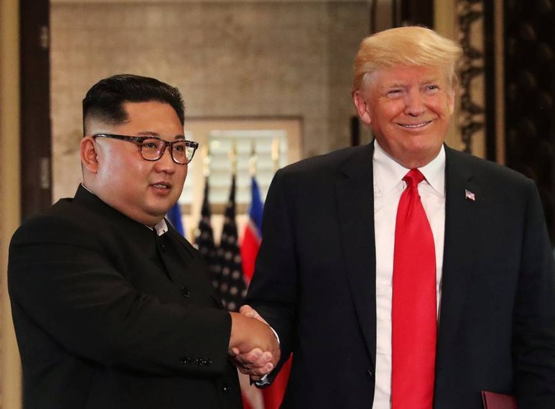 Tong thong Trump rat vui khi Trieu Tien lam dieu nay