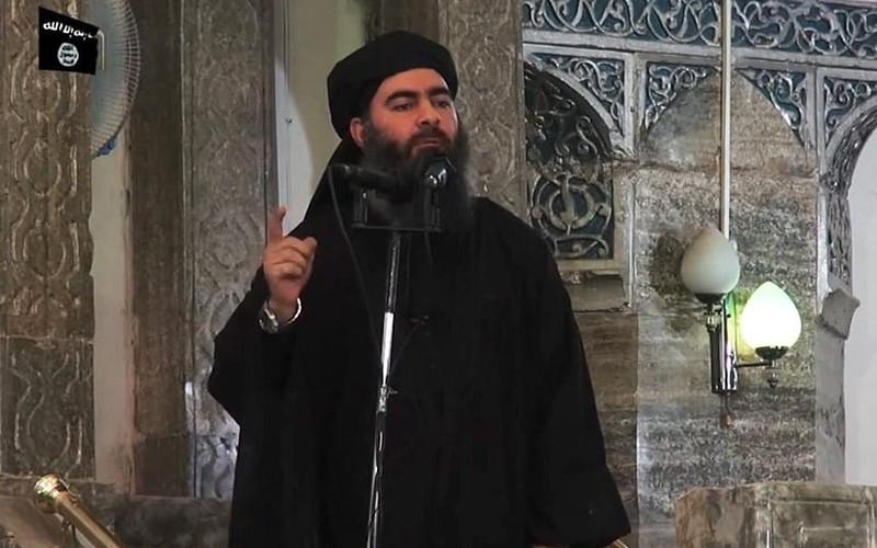 Thu linh toi cao IS tron trong thanh tri cuoi cung tai Syria?