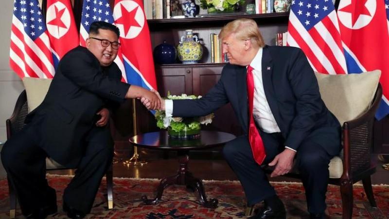 Tong thong Trump, Chu tich Kim Jong-un dam phan gi o Thuong dinh My-Trieu hom nay?
