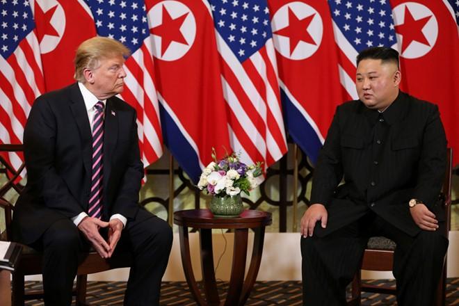 Chuyen gia ngon ngu co the: Ong Kim kiem che, ong Trump co than thien