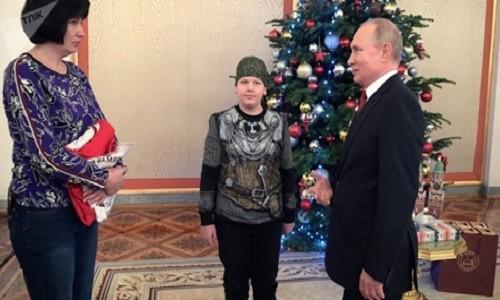 Cau be duoc ong Putin hoan thanh giac mo dip nam moi da qua doi