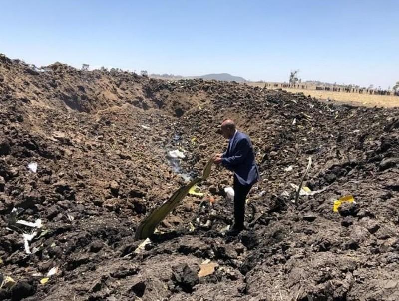 Toan canh vu roi may bay Boeing tham khoc o Ethiopia-Hinh-4
