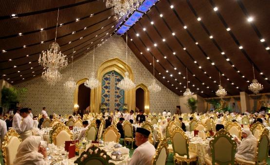 Cuoc song vuong gia cua Quoc vuong Brunei gio moi ke-Hinh-7