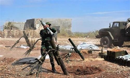 Phong khong Syria