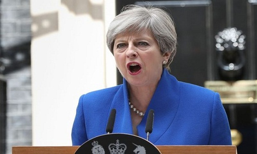 Dieu gi se xay ra neu Thu tuong Anh Theresa May tu chuc?