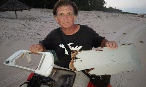 Nguoi tim thay manh vo may bay MH370 bi doa giet?