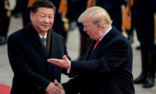 Tong thong Trump gap ong Tap tai G20: Thuong chien duoc
