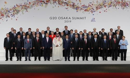 Hoi nghi G20: Tim loi giai cho xung dot thuong mai toan cau