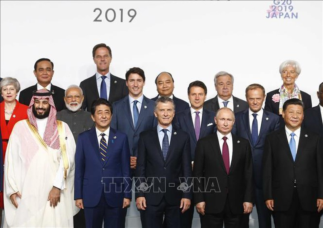 Hoi nghi Thuong dinh G20 va vi the cua Viet Nam