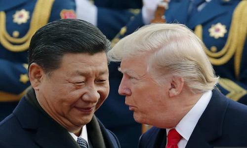 Tong thong Trump ca ngoi tinh ban truoc cuoc gap voi ong Tap