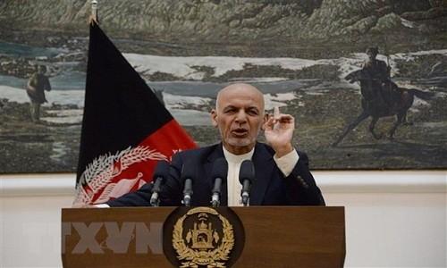 Tong thong Afghanistan neu dieu kien dam phan voi Taliban