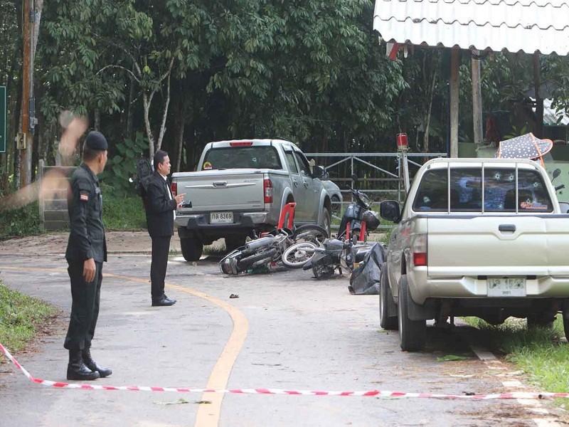 Xa sung kinh hoang tai Thai Lan, 15 nguoi chet