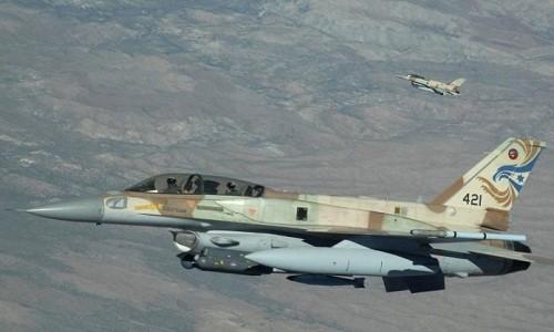 Israel bat ngo mo dot khong kich du doi nham vao Syria