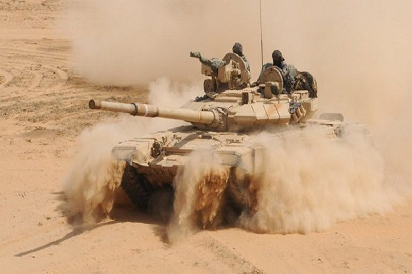 "Giao tranh ac liet, Quan doi Syria ""nghien nat"" khung bo IS tren chien truong Palmyra"