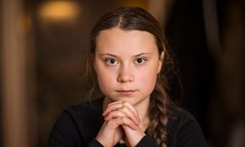 Tap chi Time chon Greta Thunberg la Nhan vat cua nam 2019