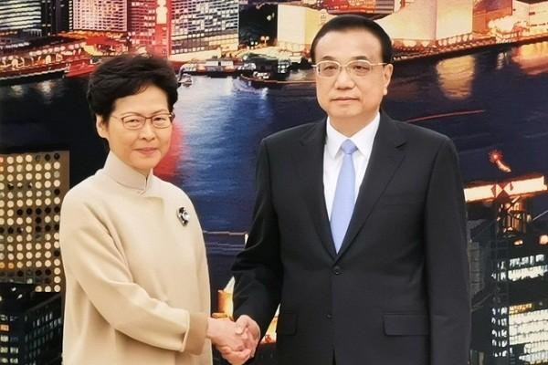 Bac Kinh yeu cau chinh quyen Hong Kong cham dut bao luc