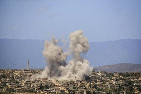 """Nhin lai Syria sau gan 1 thap ky """"dieu dung"""" vi chien tranh"""