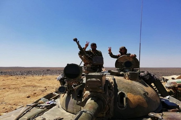 Ac chien voi khung bo, Quan doi Syria giai phong loat lang mac o Idlib