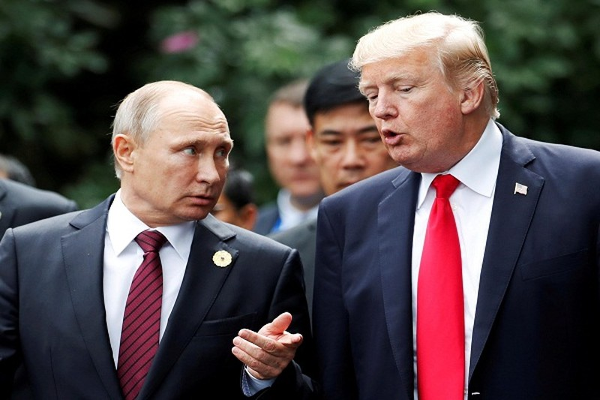 Tong thong Nga Putin bat ngo cam on ong Trump vi ly do gi?