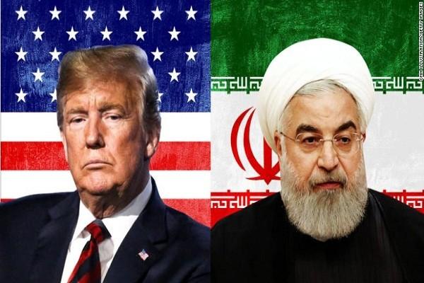 """Moi quan he My-Iran van """"song gio"""" trong nam 2020, vi sao?"""