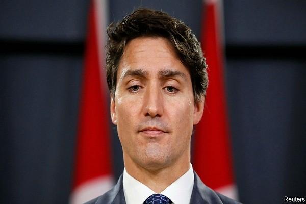 May bay Ukraine roi tai Iran: Thu tuong Canada the tim ra