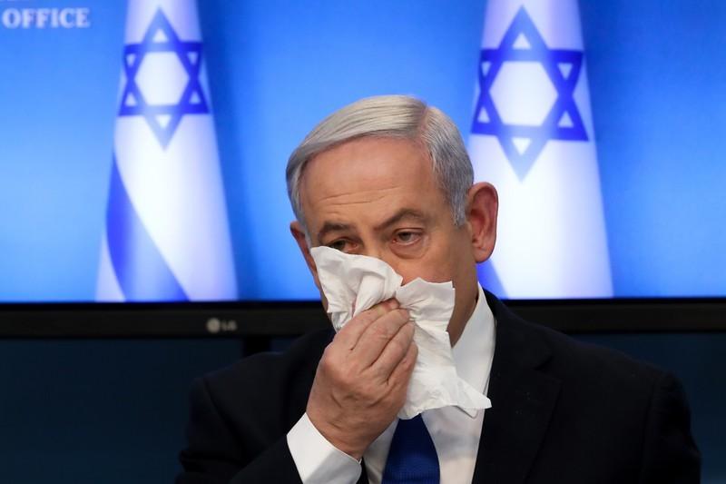Thu tuong Israel am tinh voi virus SARS-CoV-2 gay benh Covid-19
