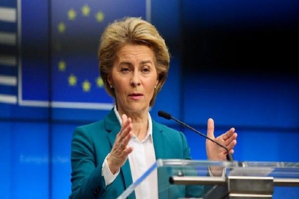 Dich Covid-19: EU thong nhat dong cua bien gioi
