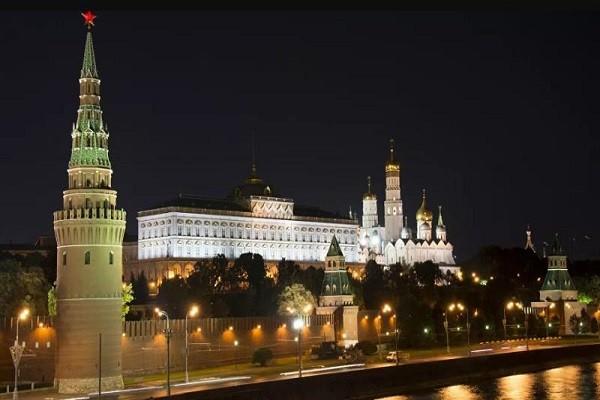 Phat hien mot ca mac Covid-19 trong dien Kremlin